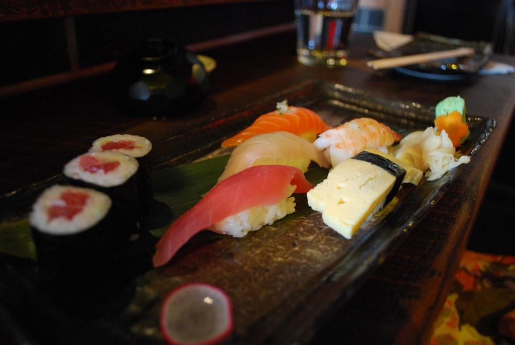 small sushi ichi ni izakaya aud15 sushi small 15 5pcs. Black Bedroom Furniture Sets. Home Design Ideas