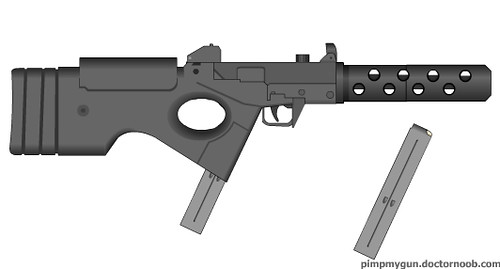 your thoughts on the mac-10 design? - Survivalist Forum