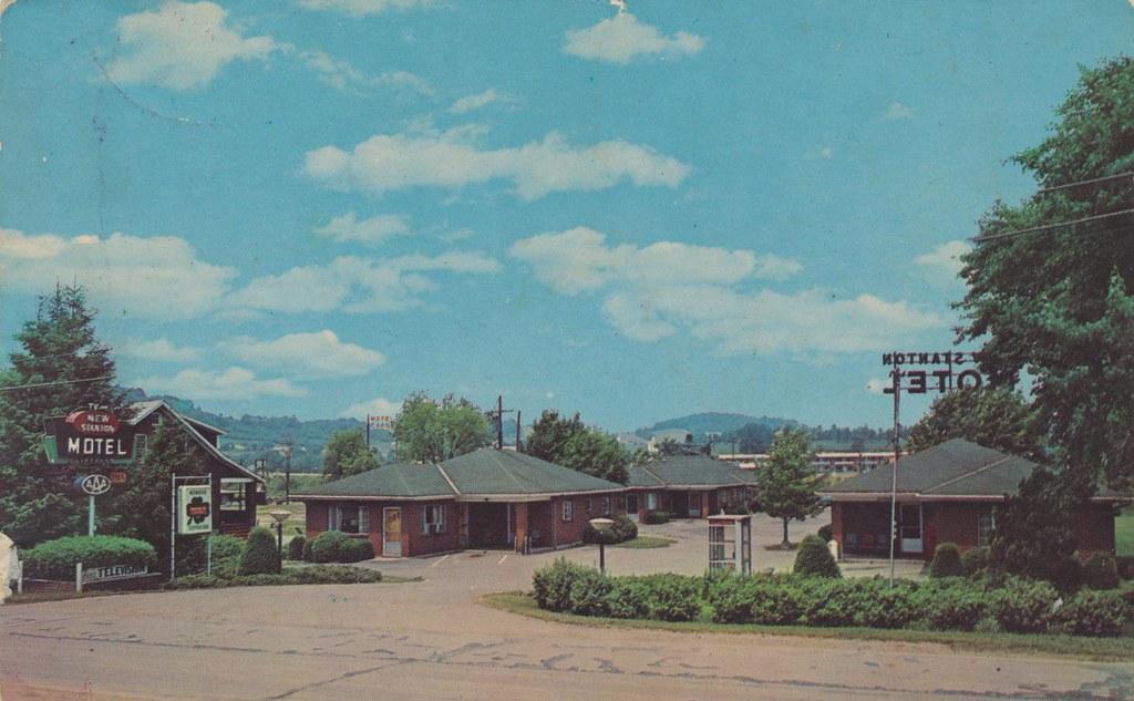 New Stanton Motel - New Stanton, Pennsylvania