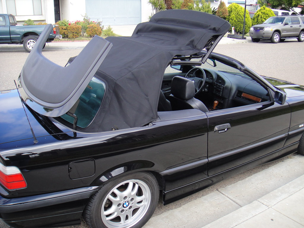 FOR SALE: 1998 BMW 328i Convertible | -convertible top mecha… | Flickr