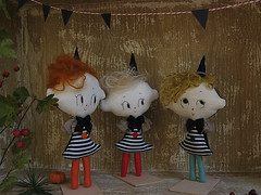 my three little witches! | by misako mimoko