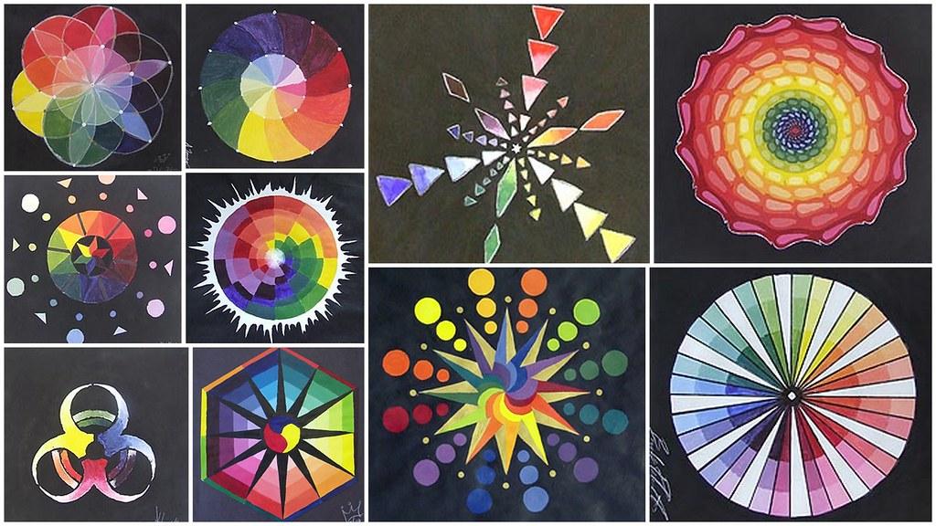 Color Wheel 1 Creative Color Wheels Bob Reid Flickr