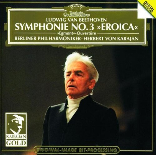 Beethoven Berliner Philharmoniker Herbert von Karajan Symphonie Nr 4