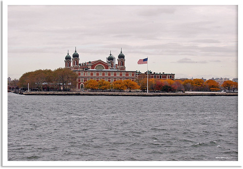 New York 2009 - Ellis Island | by Jorbasa