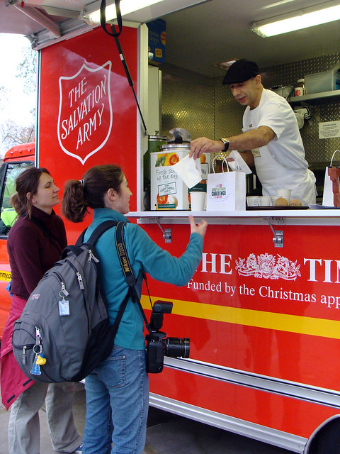 Salvation Army Soup Kitchen Concord Nc