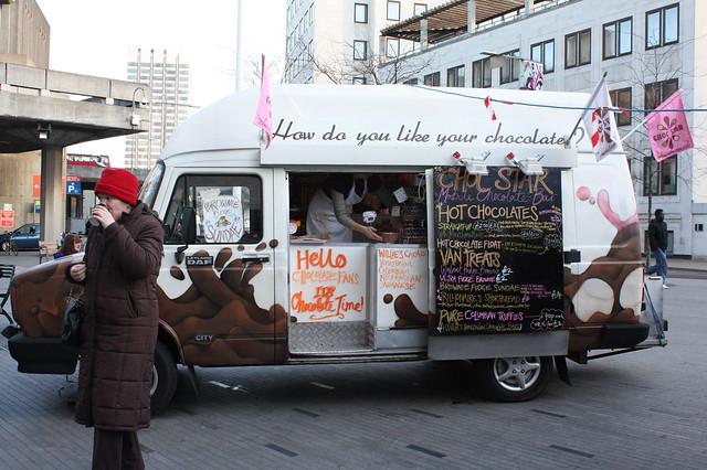 Southbank Food Trucks