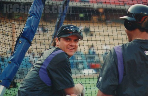 Larry Walker | by iccsports
