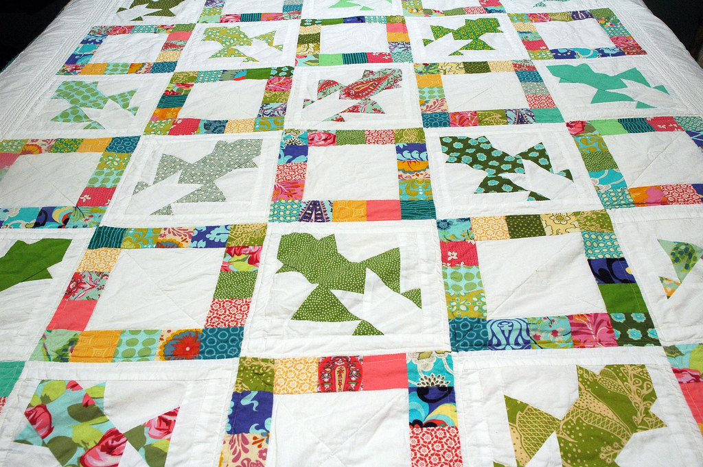Frog Quilt I Found The Paper Pieced Frog Pattern Online