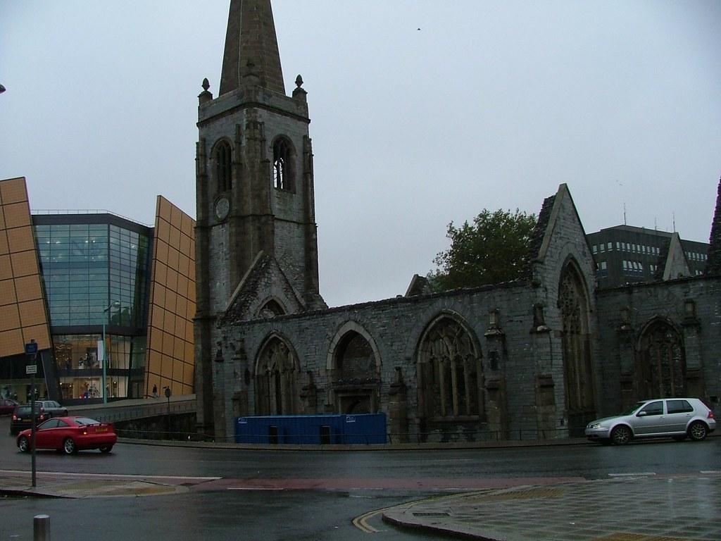 Charles Church Plymouth Flickr Photo Sharing
