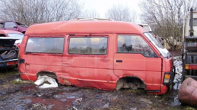Toyota Hiace Van1980s