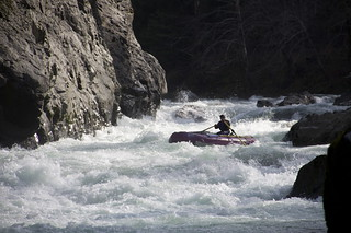 John in Green Wall | by Northwest Rafting Company