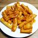 Natalie Kim's  spicy rice cake (ddukbokkie)