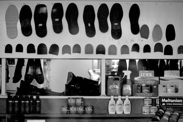Shoe Repair West Cobb