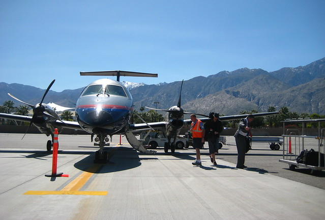 Palm Springs Airport Car Rental Return