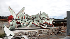 3d graffiti - killerbits | by Graffiti Technica