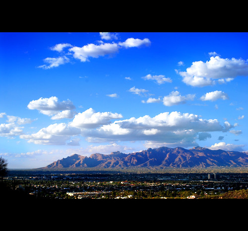 on the top of Tucson | by quepasaboy