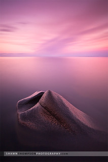 Pink Sky At Night... | by Shawn Thompson - Lake Superior Photographer