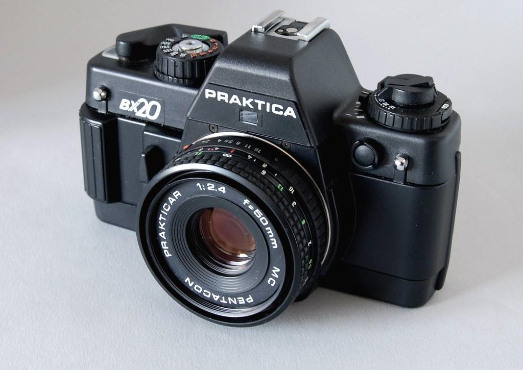 Praktica bx with mm pancake lens praktica s last but ou flickr