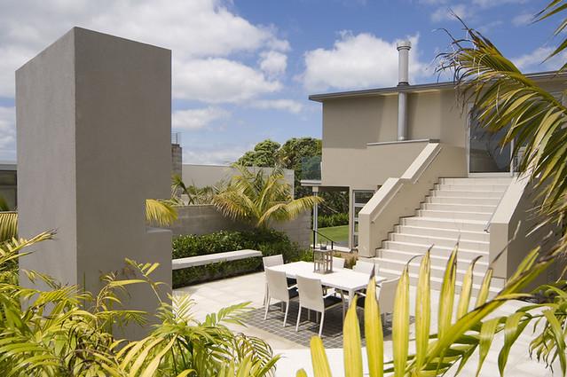 Natural habitats landscapes residential new zealand 1 55 for Landscape design jobs new zealand