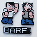 River City Ransom Magnets