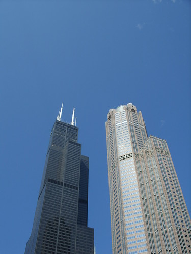 Chicago architecture boat tour - Sears Tower, Willis Tower | by timbrauhn