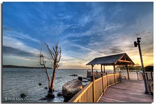 Sunrise at Changi Boardwalk | by Ryan Mark Ostrea Photography