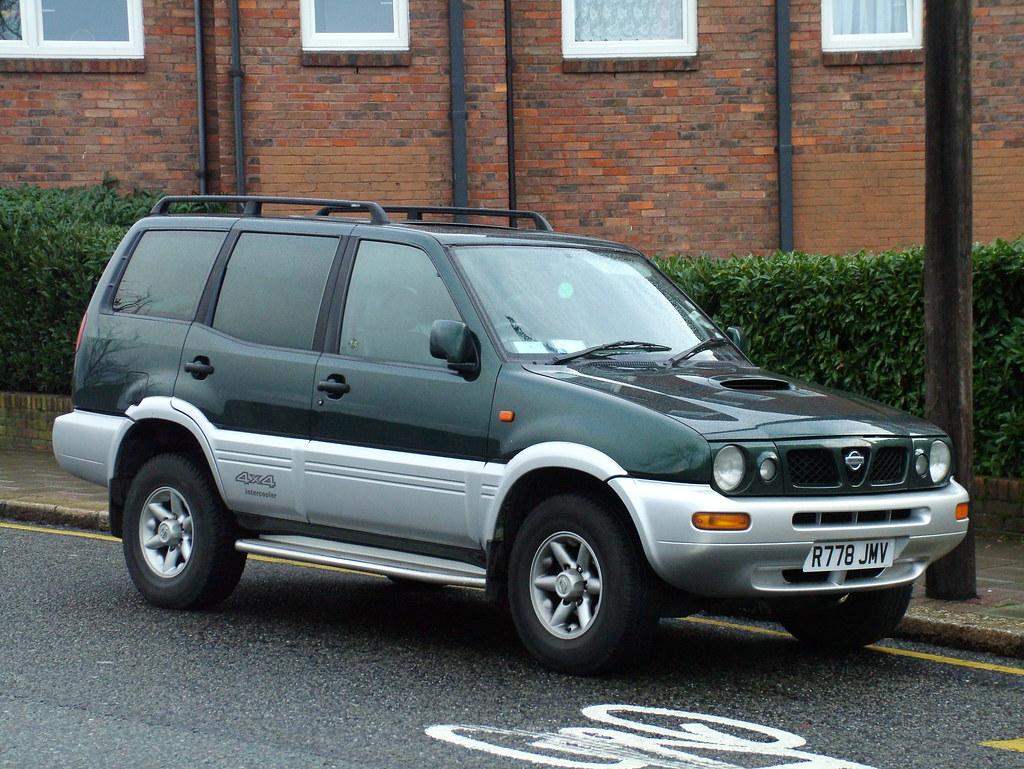 Nissan Of Mobile >> Nissan Terrano II | 1997 Nissan Terrano Li Tdi Se 2.7ltr | kenjonbro | Flickr