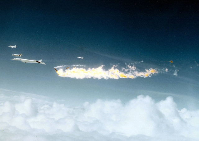 XB-70 Valkyrie - killing blow