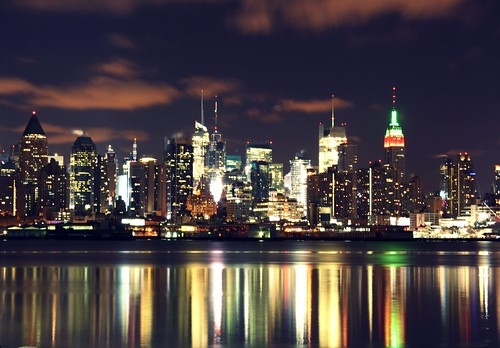 Manhattan Skyline | by Michael Mase
