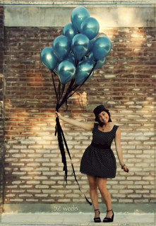 everybody loves balloons | by Karina Manghi