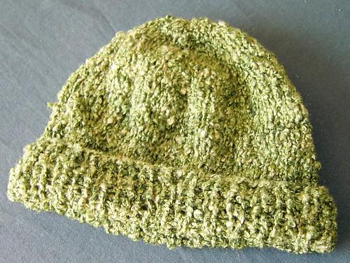 Knitting Scarves For The Homeless : Knitted green har for the homeless nexus art cafe in