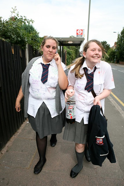 Fat girls school uniform photo 381