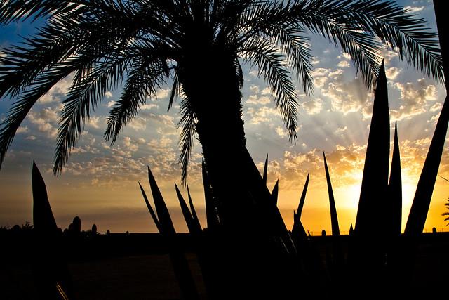 Sunset Cape Verde