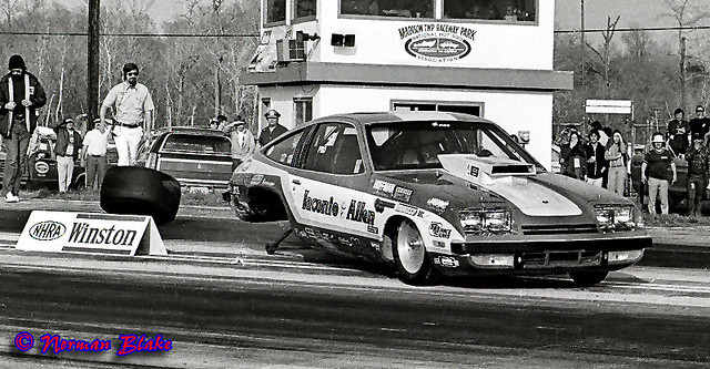 Cars On Line >> Iaconio & Allen Pro Stock Monza ©1978 Norman Blake[all rig… | Flickr