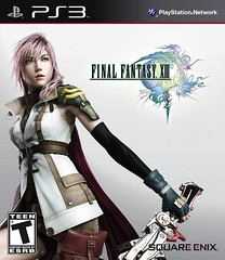 Final Fantasy XIII Box | by PlayStation.Blog