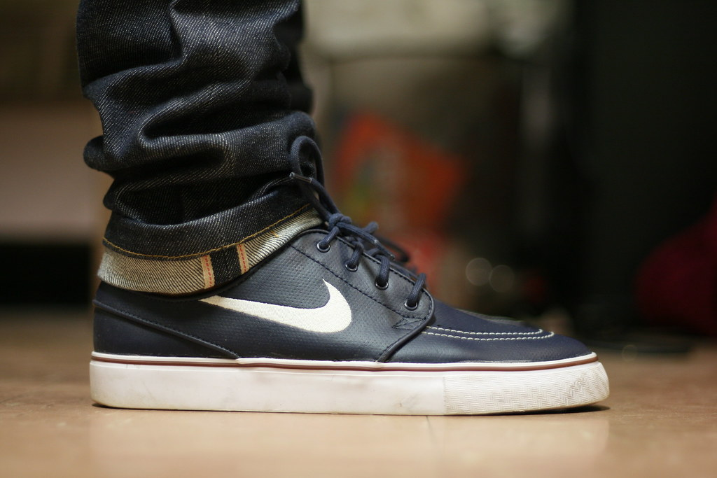 Bien connu Nike SB Janoski Obsidian | John Benitez | Flickr IY16