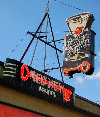 IN, Indianapolis-Red Key Tavern Neon Signs | by Alan C of Marion,IN