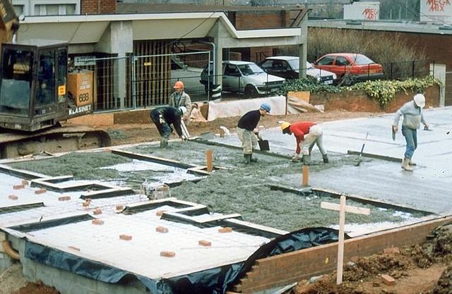 Ground Floor Slab Ground Floor Slab Construction The