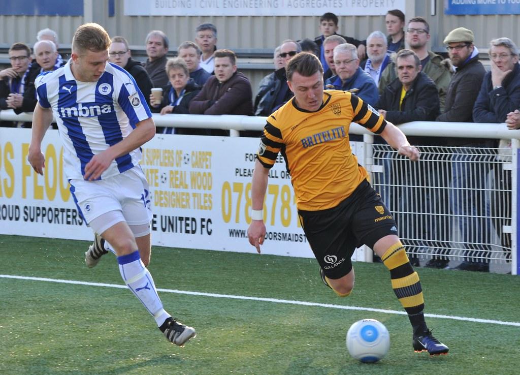 Maidstone United v Chester 178