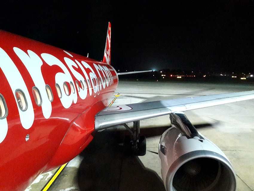 report on air asia According to the urban air  pollution levels were experienced in low-and middle-income countries in who's eastern mediterranean and south-east asia.