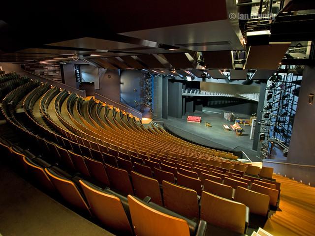 Proscenium arch stage