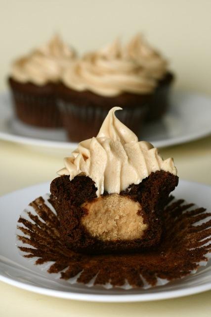 Chocolate Peanut Butter Stout Cake