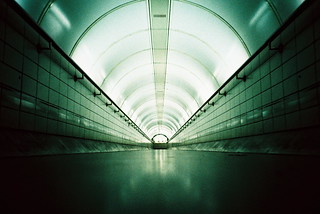 Bank tunnel #2 | by m+b