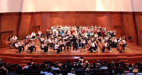 Orquesta tipica de la ciudad de mexico sala silvestre for Sala ollin yoliztli