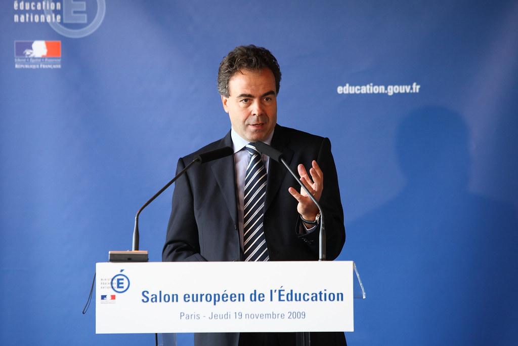 Conf rence de presse pr sentation de la r forme du lyc e for Salon europeen de l education porte de versailles