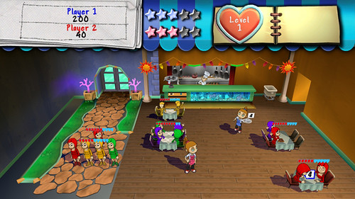Diner Dash on PSN 3 | by PlayStation.Blog