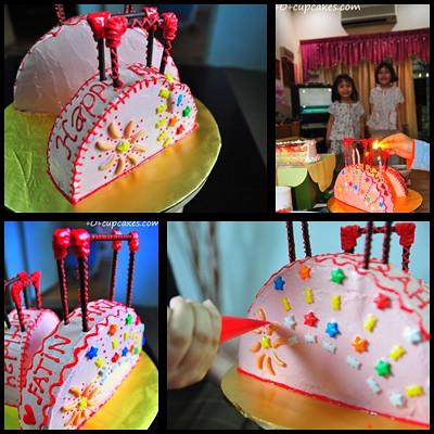 Kids Handbag Cake Totcupcakes Com Made This For My Husba Flickr