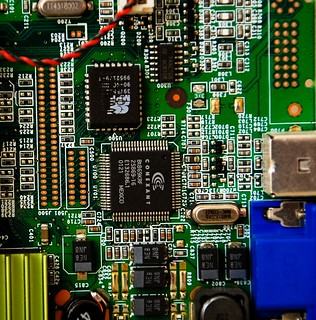 Green circuit boards | by taylor.a