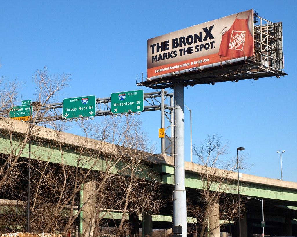 Home Depot Bronx