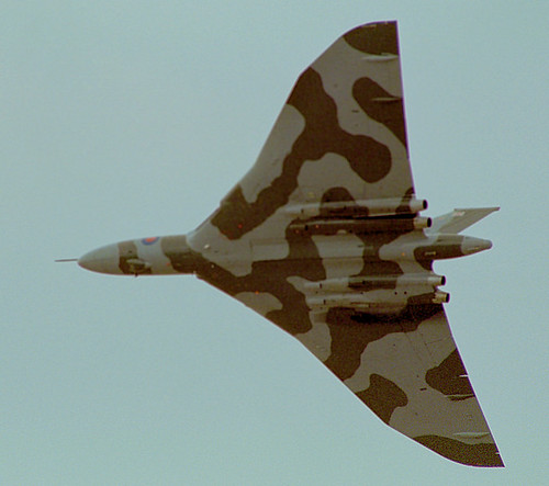 Vulcan bomber | by Colin__Murray